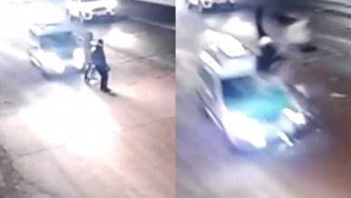 Пьяный мужчина в Нур-Султане угнал такси и сбил двух пешеходов