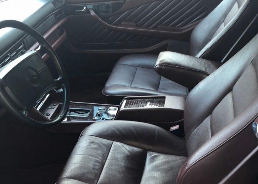 Mercedes-Benz 560 SEC продают в Алматы за 11 млн тенге