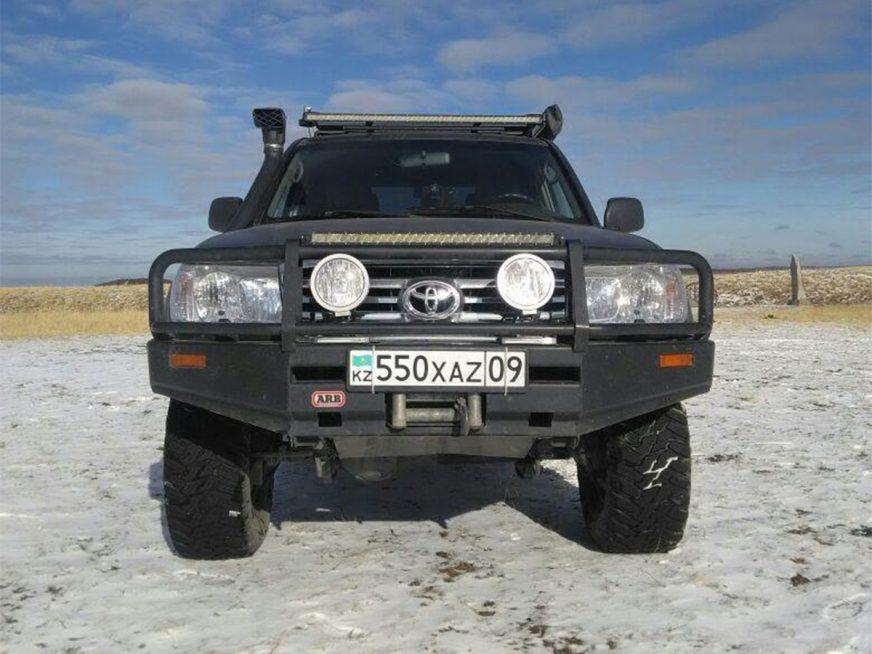 Самые дорогие Toyota Land Cruiser 105 на kolesa.kz