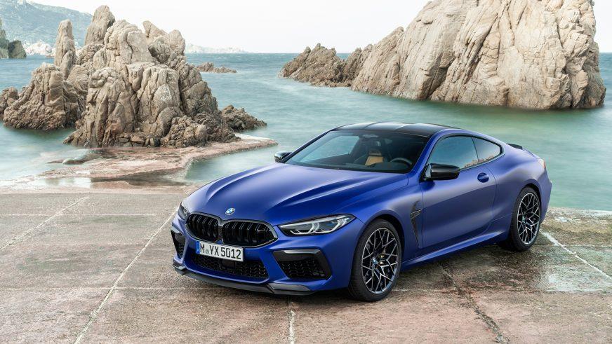 BMW остановила продажи некоторых M-моделей