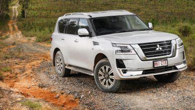 Mitsubishi Pajero и Nissan Patrol могут разделить платформу