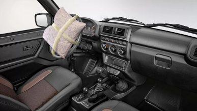У Lada 4x4 всё-таки будет фронтальная подушка, но позже