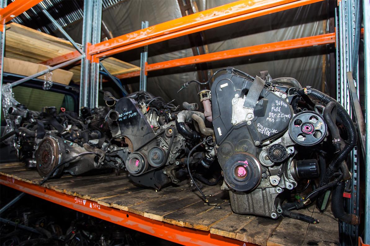 Стоит ли покупать контрактный мотор