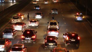 Пьяниц за рулём ищут по ночам в Алматы