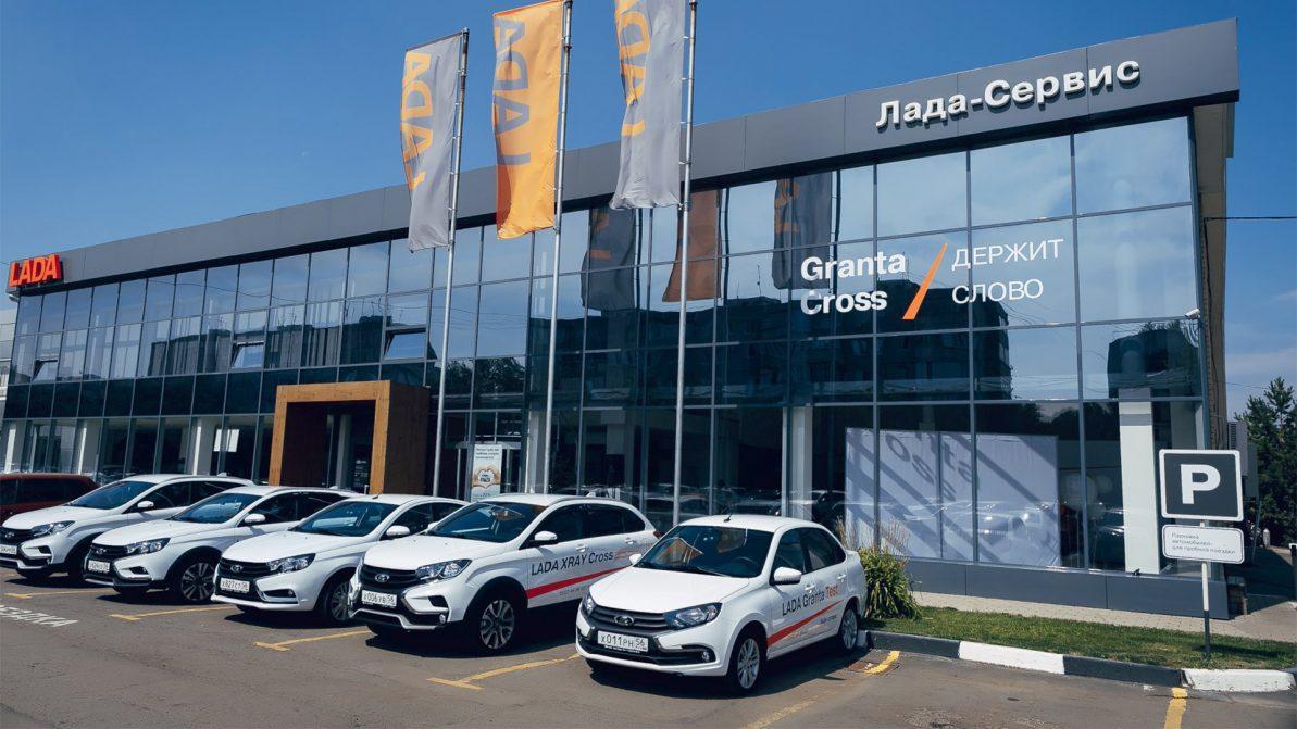 Lada увеличила продажи и дома, и за рубежом