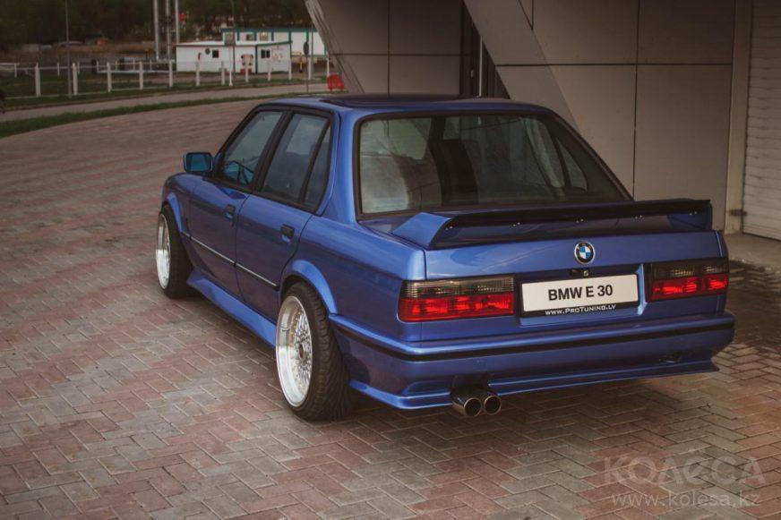 Самые дорогие BMW E30 на kolesa.kz