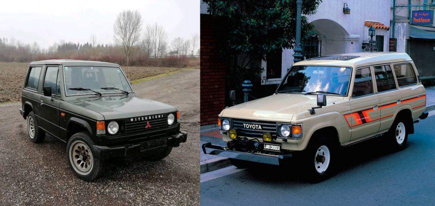«Нива» пыталась быть похожей на Land Cruiser и Pajero