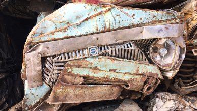 Менять старые машины на сертификаты вновь начали в Казахстане