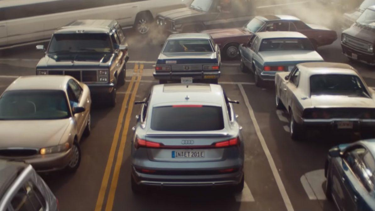 Супербоул-2020: Арья Старк решила запеть в Audi