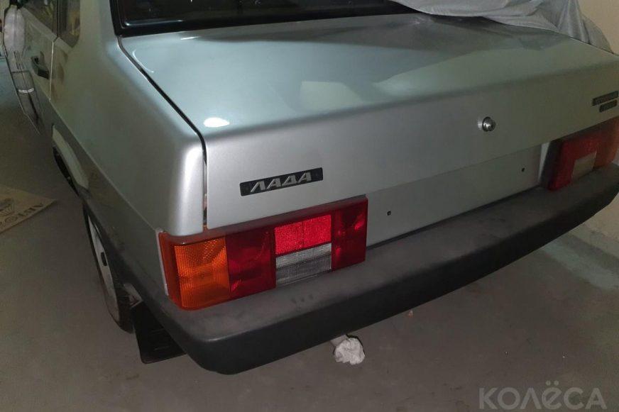 ВАЗ-21099 без пробега продают в Шымкенте