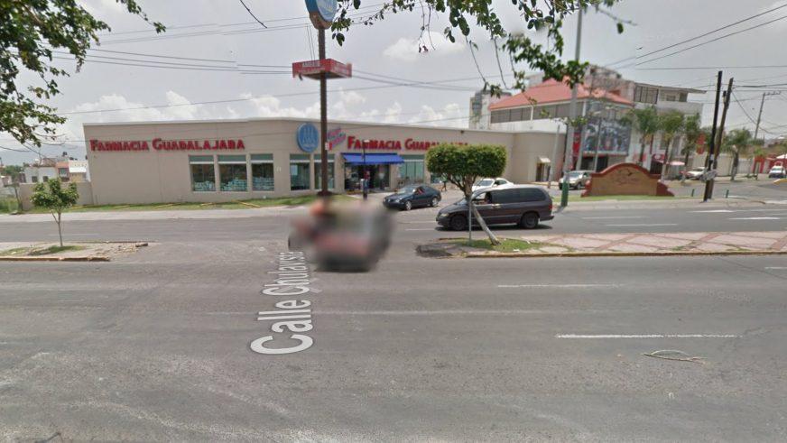 Авария на Google Maps