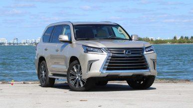 Американские дилеры Lexus требуют более роскошный LX