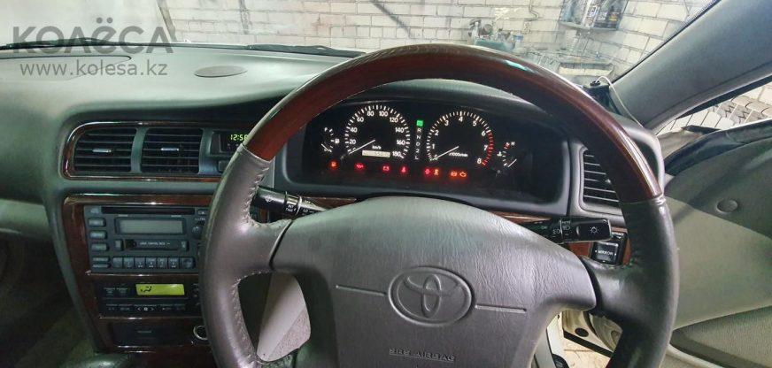 Toyota Mark II с мизерным пробегом за 3.9 млн тенге