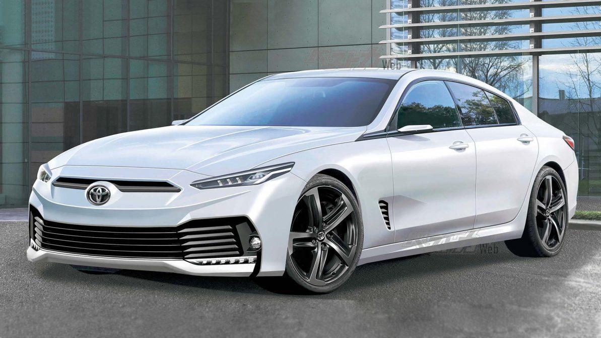 Toyota Mark X вернётся?