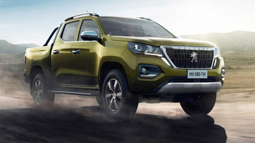 Peugeot неожиданно выпустила пикап Landtrek