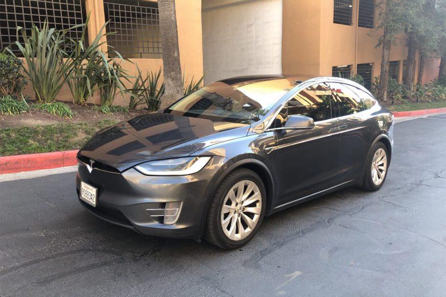 Сколько стоит 645 тысяч километров на Tesla Model X