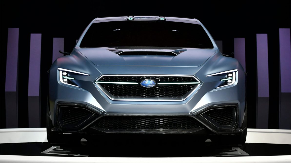 Subaru WRX STi получит 400-сильный мотор!
