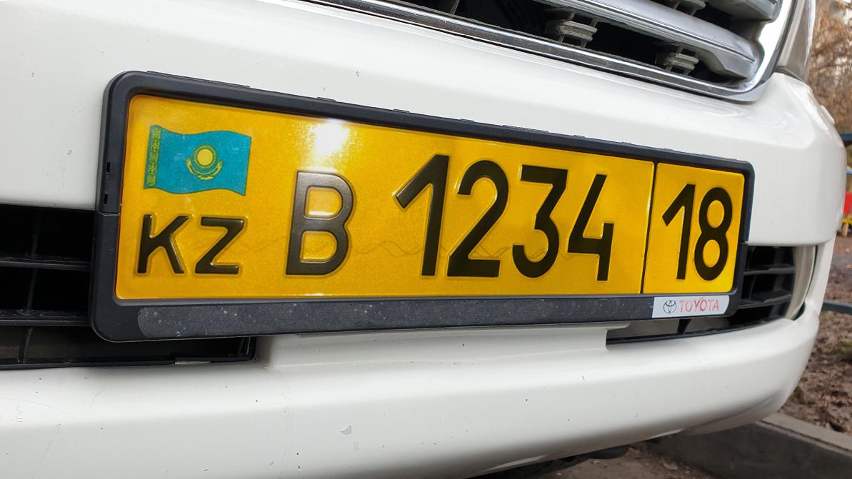 Президент РК поручил ещё раз проработать вопросы регистрации авто из стран ЕАЭС