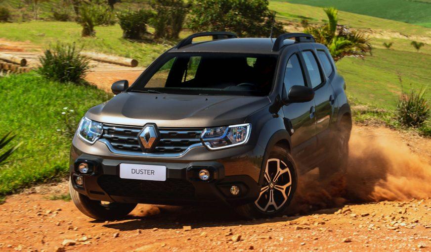 овый Renault Duster для ЕАЭС получит мотор 1.3 турбо