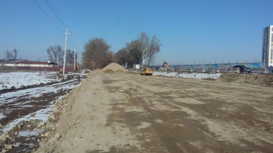 Развязку на аэропортовском кольце в Алматы сделают трёхуровневой