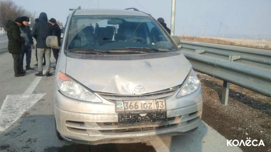 Жезл преткновения: подробности ДТП на трассе Шымкент – Ташкент