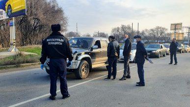 Алматинцев в Алматы всё-таки пускают... Пока