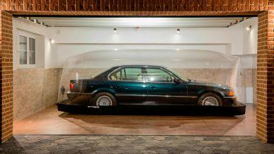 BMW 7-й серии (Е38) в капсуле