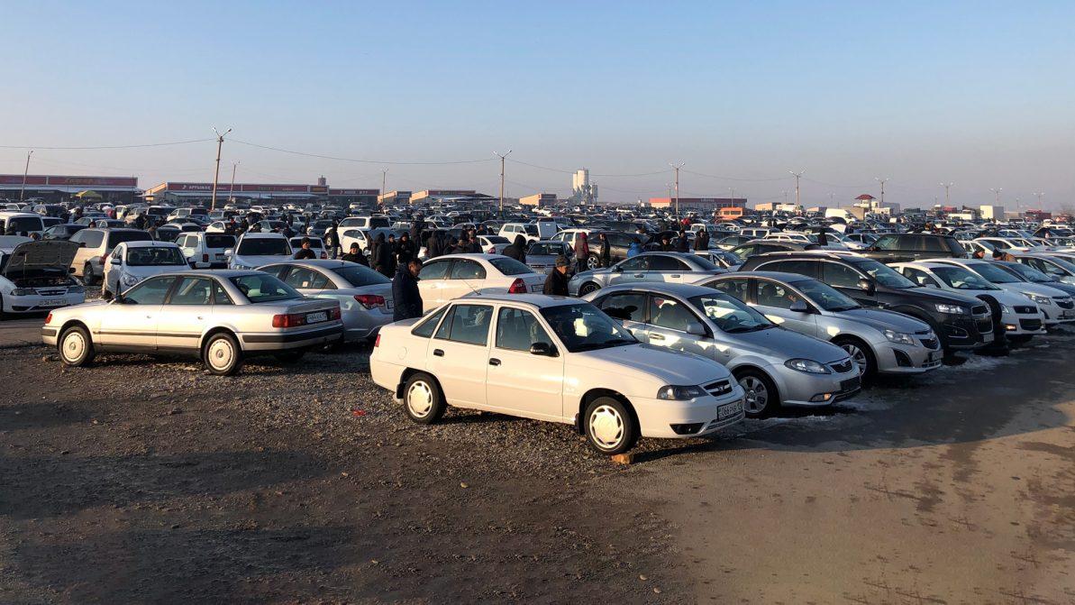 В Шымкенте закрыты автовокзалы и авторынки. Автосалонам работать пока разрешили