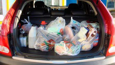 Алматинцам нельзя выезжать на авто даже за продуктами