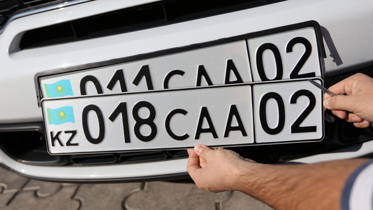 В ВКО авто с чётными и нечётными номерами будут ездить в разные дни