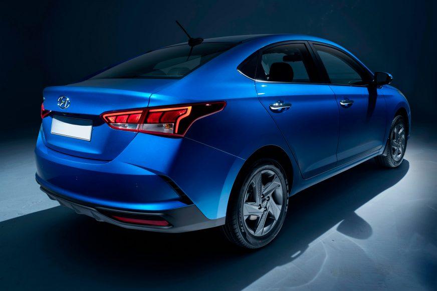 Hyundai Accent в Казахстане обновился, но не подорожал