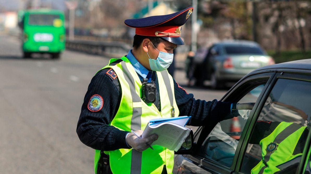 До 108 увеличено количество блокпостов в Алматинской области