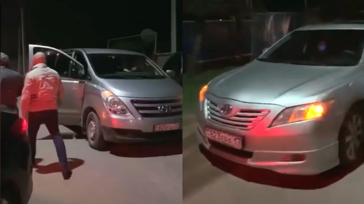 Выезжать из Алматы и незаметно возвращаться обратно помогали горожанам таксисты