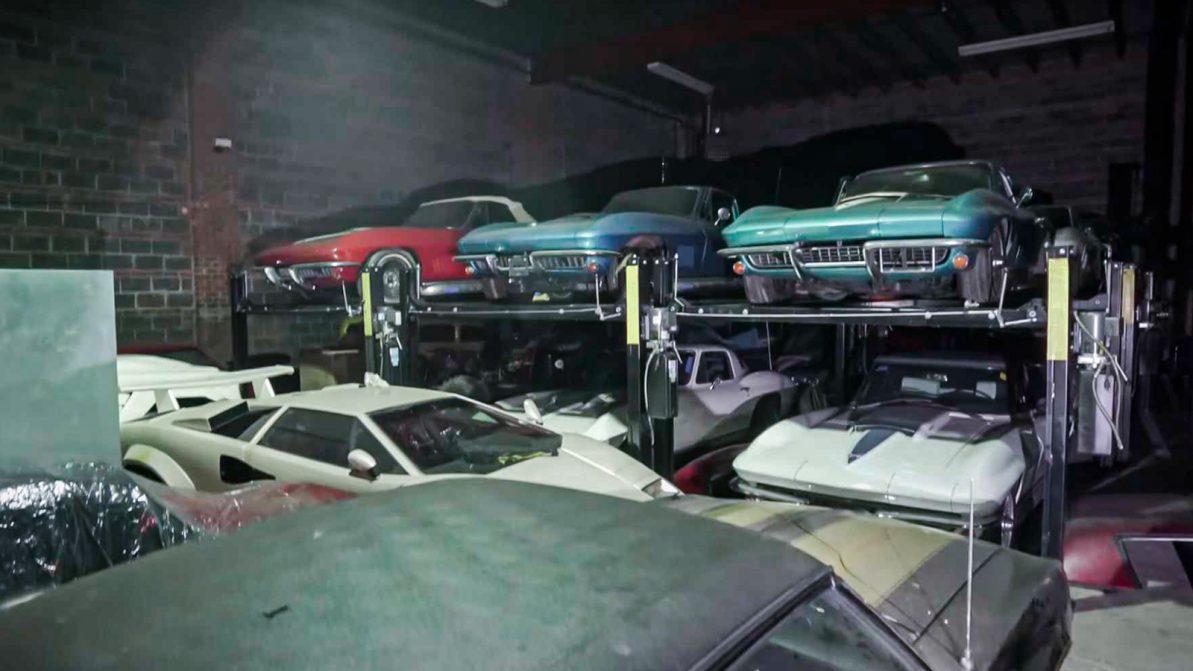 В США обнаружена загадочная коллекция из 300 машин