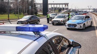 Действие старых пропусков в Алматы продлили на один день