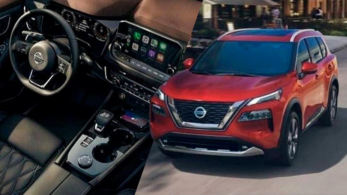 Так будет выглядеть новый Nissan X-Trail