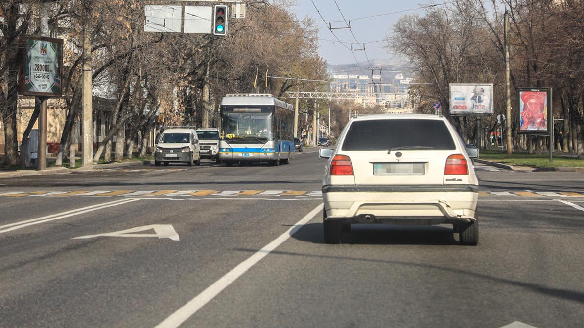 Индекс самоизоляции снизился в Алматы