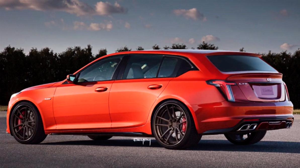 Cadillac не исключает возобновления выпуска универсалов