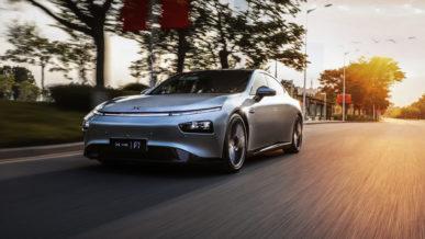 Премьера электрического Xpeng P7 состоится 27 апреля