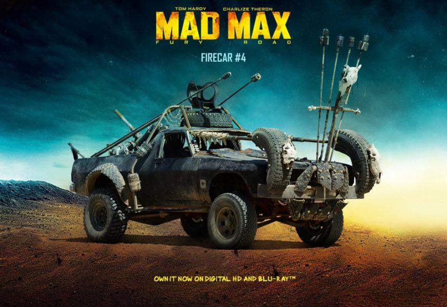 Автомобильное кино, которое стоит посмотреть на выходных