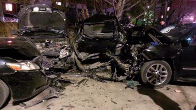 Пять лет колонии дали водителю Lexus LX 570 за смертельное ДТП в Караганде