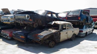 Принимать автомобили на утилизацию снова начали в Казахстане
