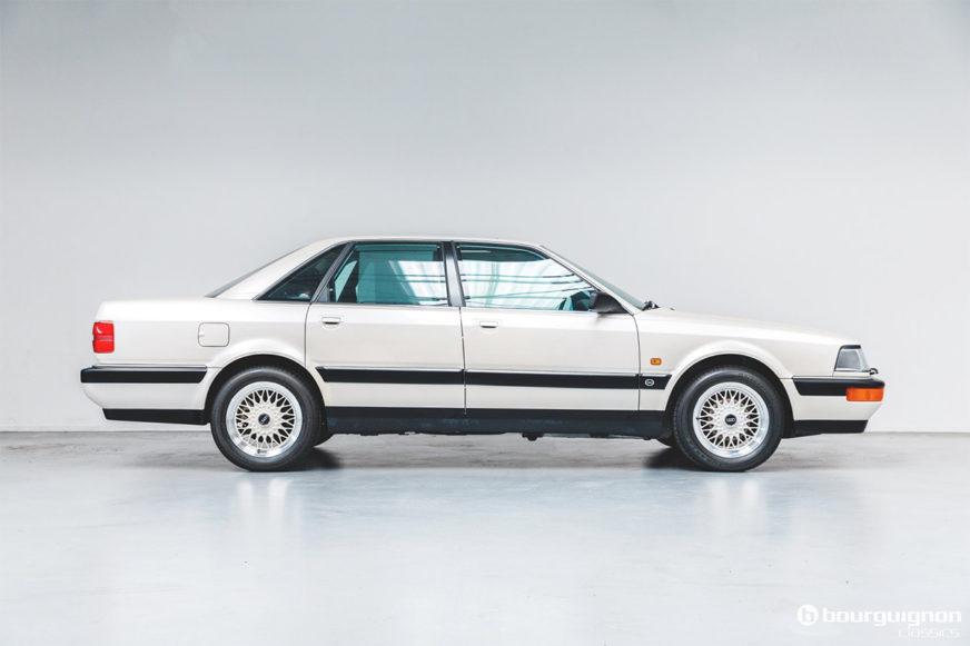 Audi V8 продают по цене новой A7