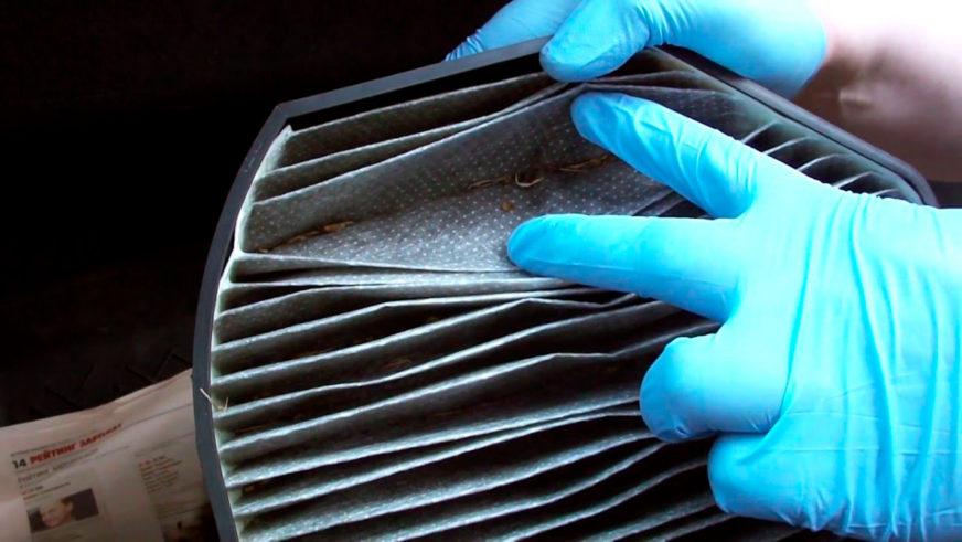 Защитит ли салонный фильтр от коронавируса
