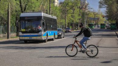 Индекс самоизоляции в Алматы снова снизился