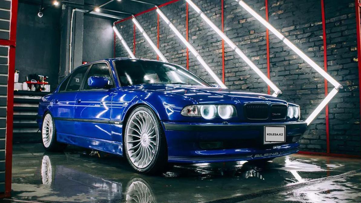 Самые дорогие BMW 7-й серии (Е38) на Kolesa.kz