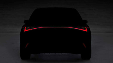 Lexus дразнит новым IS