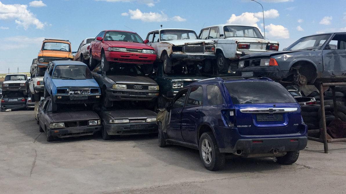 Размеры выплат за старые машины увеличили до 200 тысяч тенге в Казахстане