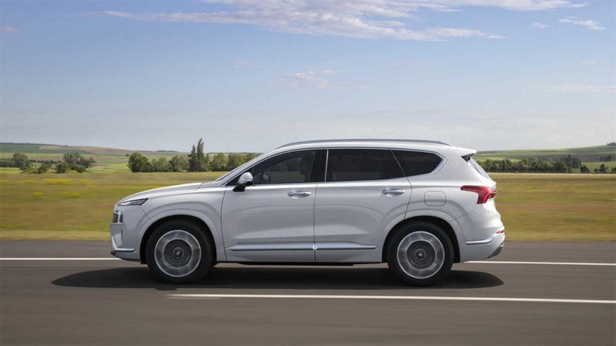 Hyundai радикально обновил Santa Fe