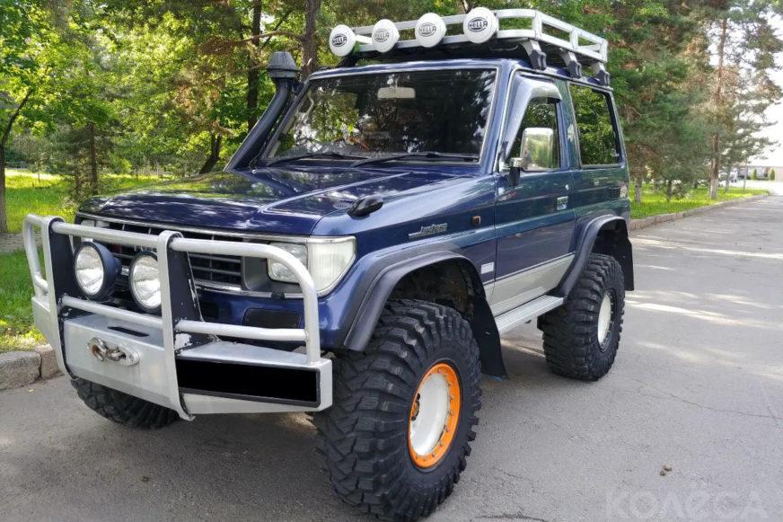 Самые дорогие Toyota Land Cruiser (J7х) на Kolesa.kz
